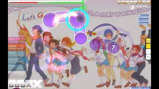 [osu!] ClariS - CLICK (Full) [Insane]
