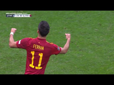 Italy Spain Goals And Highlights