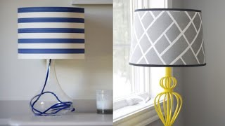 Simple and stylish table lamp design/ bed side table lamp design