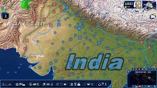 Geopolitical Simulator 4:  2018 - All Roads Lead to Delhi Ep. 57 - Pakistani Tensions Intensify