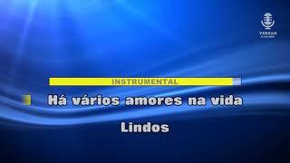 ♫ Demo - Karaoke - AMOR DE MÃE - Alfredo Marceneiro