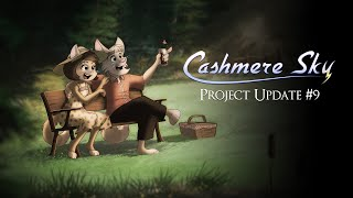Cashmere Sky Project Update 9