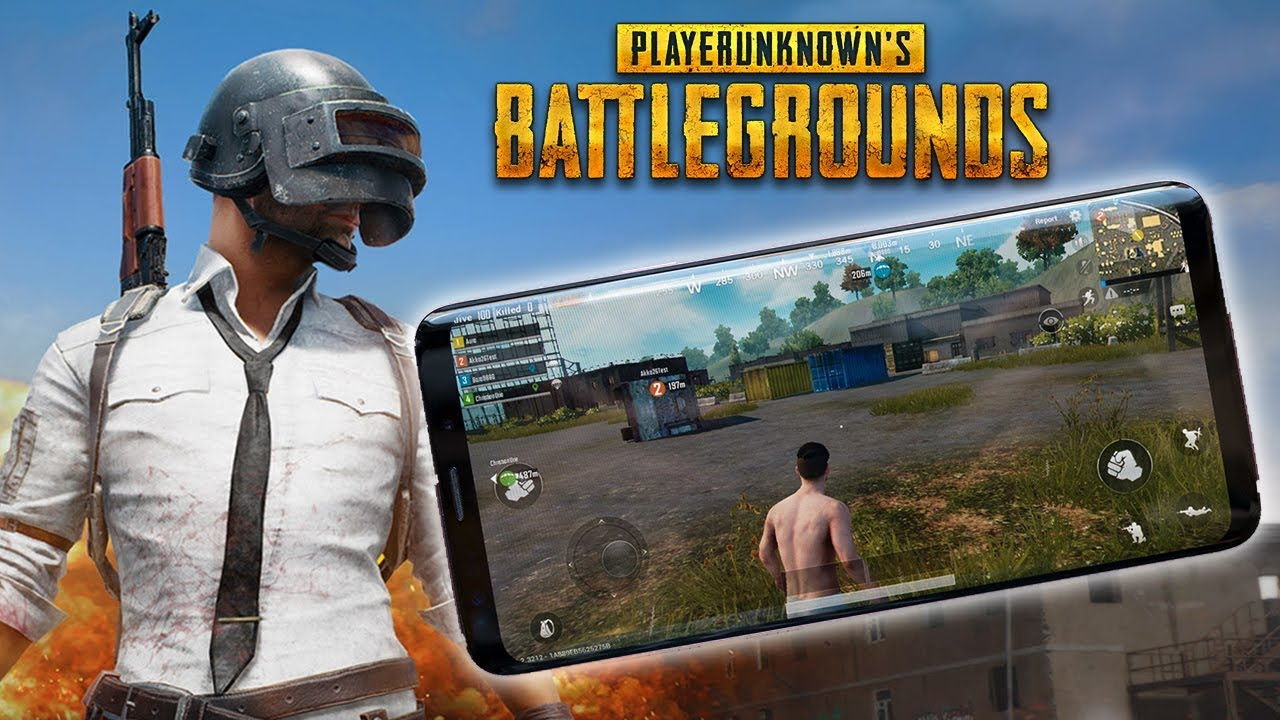 Pubg Mobile Gameplay Fr