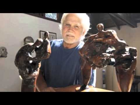 Podcast Interview with Tony Dow, Actor Turned Sculptor, 2013