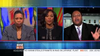 "Arise America: ""Left, Right, Middle""- Karen Hunter & Horace Cooper Debate"