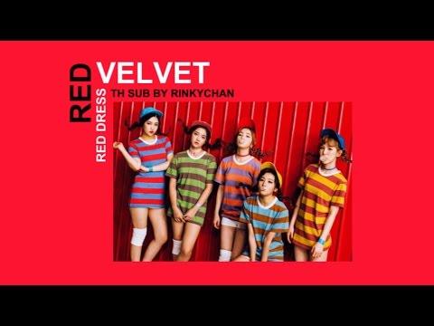 [KARAOKE THAISUB] RED VELVET - RED DRESS