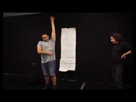 Acting lessones Part08 / آموزش مبانی بازیگری بخش هشتم