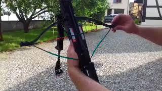Crossbow Cobra R9 EK Archery - YoutubeDownload pro
