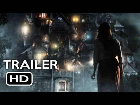 Abattoir Official Trailer #1 (2016) Jessica Lowndes Horror Movie HD