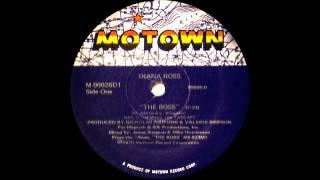 Diana Ross - The Boss (Motown Records 1979)