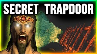 Skyrim Secret Trapdoor Location - Vampire's Lair Walkthrough