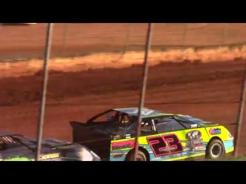 Hartwell Speedway Stock Four Cylinders Feature Race 3/5/16