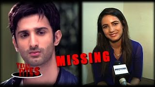 Jasmine aka Twinkle of Tashane Ishq talks about Sidhant Gupta's exit from the show.