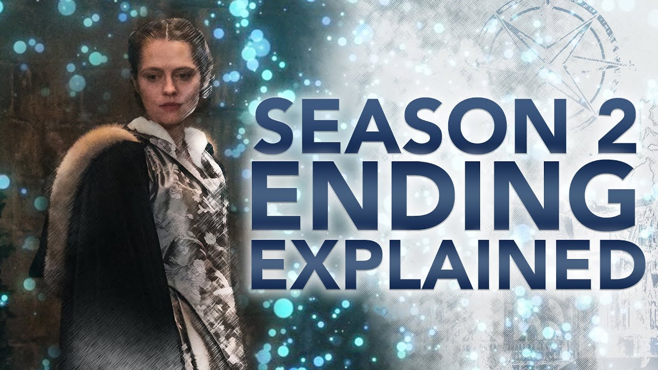 Download A Discovery of Witches Season 2 Finale ENDING EXPLAINED