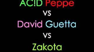 AC!D Caniccio Vs David Guetta Vs Zakota's Ragequit PART 2 [Pezzo epico imperdibile!]