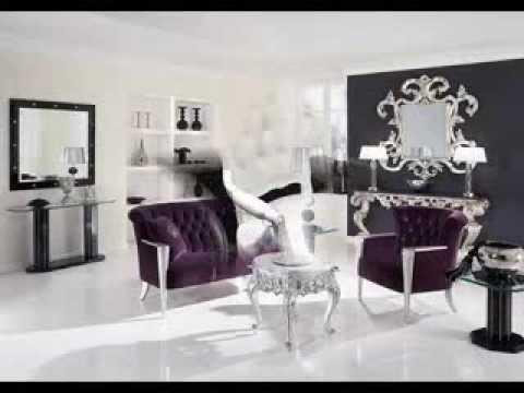 Modern baroque furniture
