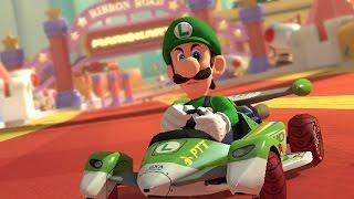 Mario Kart 8 Online - I Did Well Kyle [Wii U Gameplay]