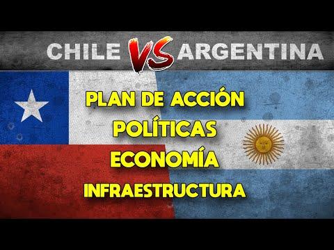 CHILE VS ARGENTINA: COMPARACIÓN DE SU ECONOMÍA, POLÍTICAS, PLAN DE ACCIÓN E INFRAESTRUCTURA
