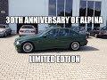 RARE !! BMW Alpina B3 edition 30 1995 Review & Test JMSpeedshop !
