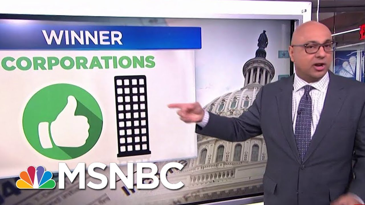 As Trump Readies Sweeping Tax Reform >> Gop Tax Bill Winners And Losers Impacts Of This Tax Bill Velshi