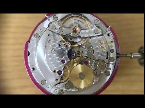 【Beautiful Mechanical Watch Movements】ROLEX Cal.3135 / vol.3