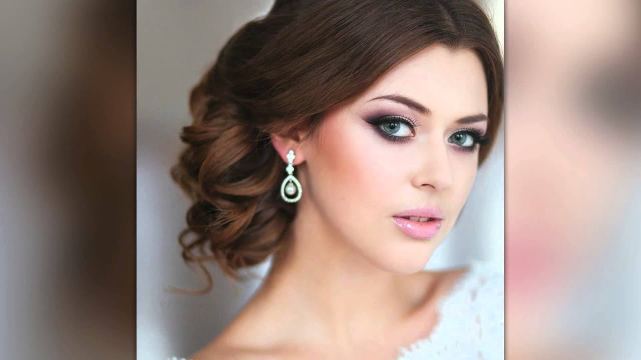 Top Wedding hairstyles of 2015 - Bride hairstyles 2015 - YouTube