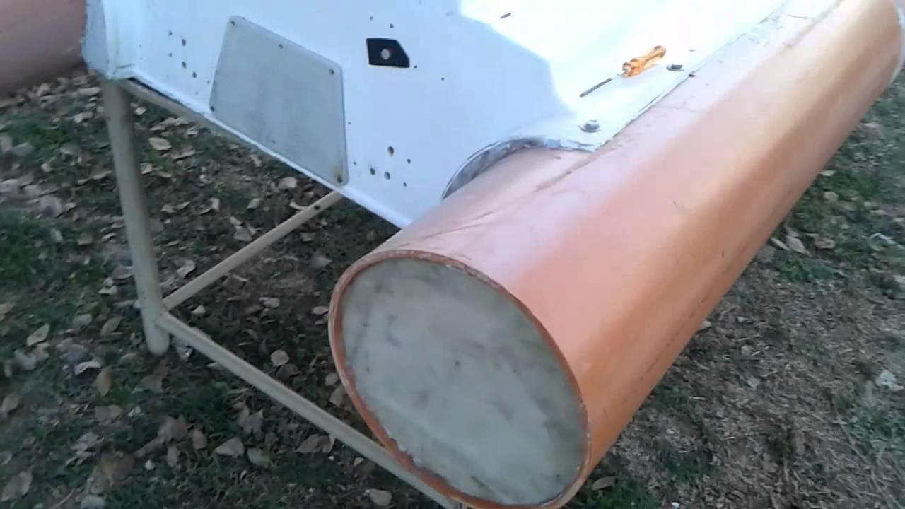 Zodiac semirrigida sustituir flotadores por tubo de pvc - Tubos fibra de vidrio ...