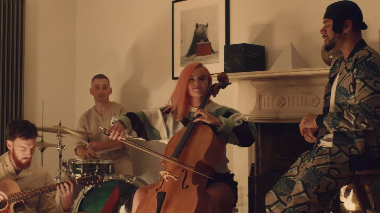 Clean Bandit & Topic - Drive (feat. Wes Nelson) [Official Acoustic Video]