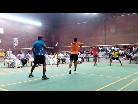 Open state match in salem- GANESH SARAVANAN vs FAZITH RANJAN(CHENNAI)