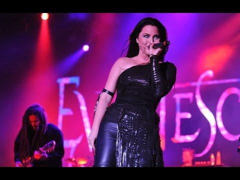 Evanescence - Live @ Mawazine Music Festival, Rabat 2012