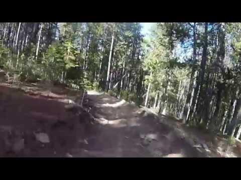 Mountain Biking at Kelly Canyon by kabeecher