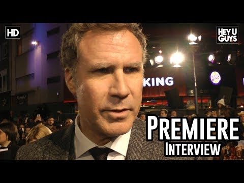 Will Ferrell Interview - Anchorman 2: The Legend Continues Premiere