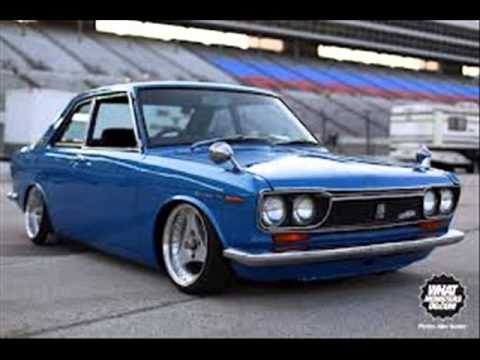 Datsun 510 Bluebird Youtube