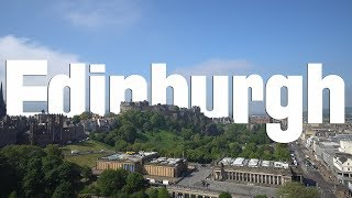 Vlog 004: Edinburgh, Scotland