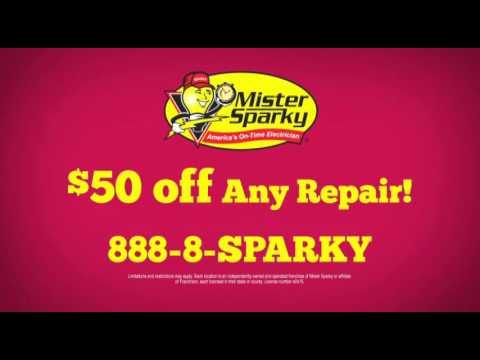 Mister Sparky ETX Electricians