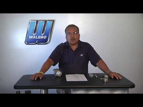 How to Find the Part Number on a Walbro Carburetor