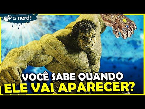 NOVO VAZAMENTO DE VINGADORES MOSTRA QUANDO HULK VAI APARECER