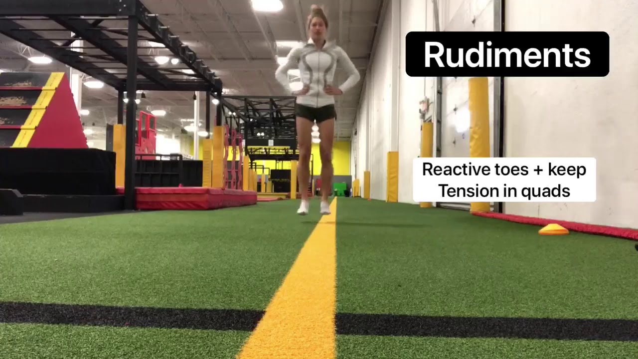 Exercise of the week: Rudiments