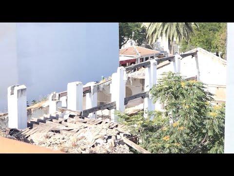 VÍDEO: El Ayuntamiento confirma que por el momento no hay fondos para recuperar las Bodegas Víbora