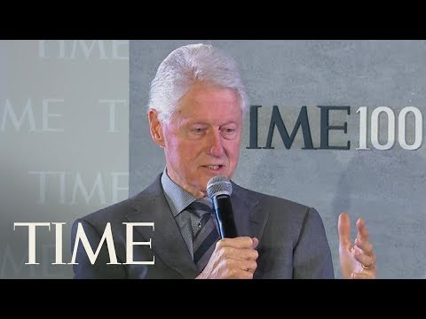 Bill Clinton Wades Into The Democratic Party's Health Care Debate | TIME 100 | TIME thumbnail