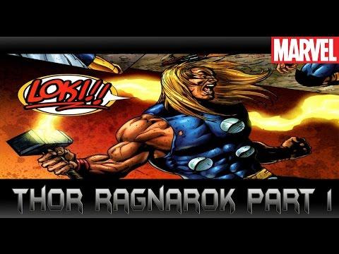 อวสานแอสการ์ด 1[Thor Ragnarok Part 1]comic world daily