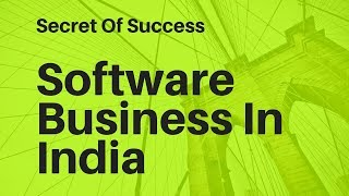 How To Start A Software Company In India