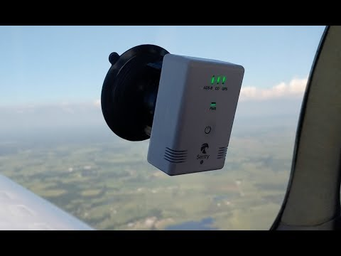 ForeFlight's Sentry ADS B Device
