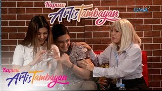 ArtisTambayan: Kulitan overload with Kim Rodriguez, Addy Raj, and Isabelle de Leon!