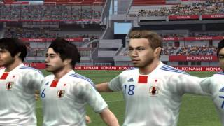 World Soccer Winning Eleven 2012 on PCSX2 0.9.8 - Playstation 2 Emulator