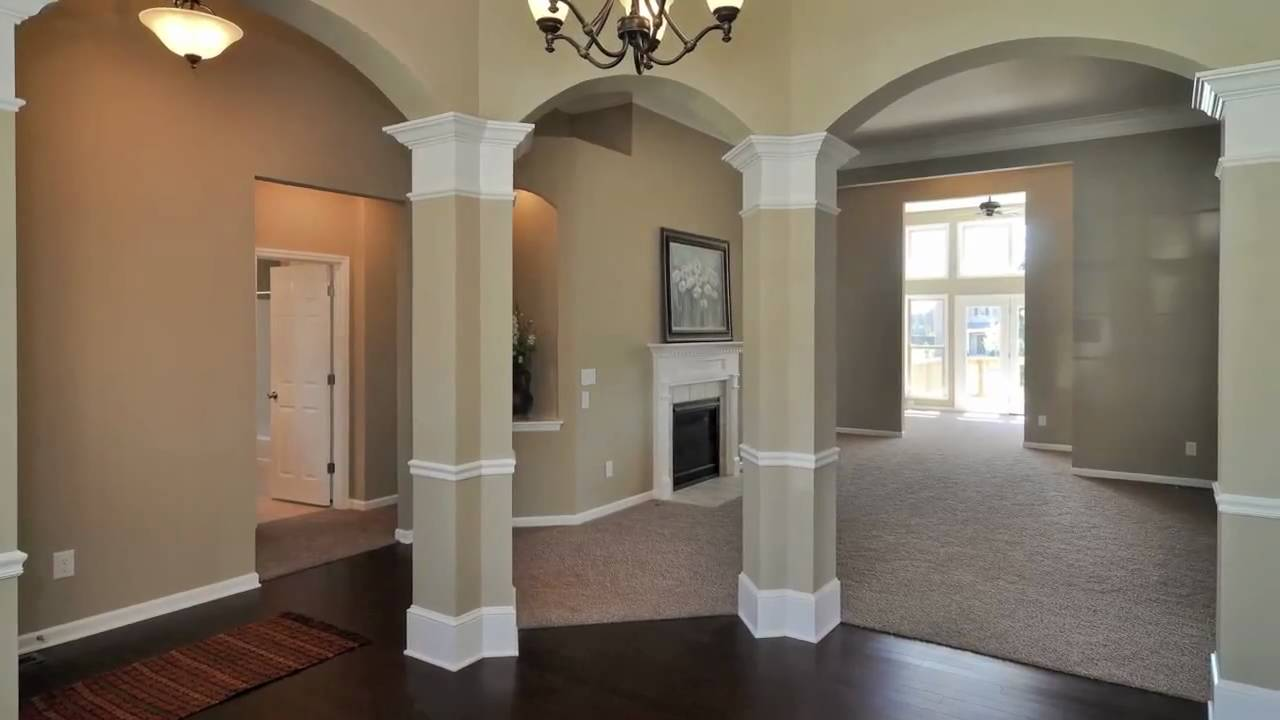 The Millington By Drees Homes Nashville Tn Real Estate Youtube