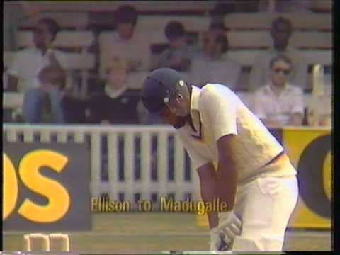 Sri Lanka (1st inns), Lord's 1984 (Part 1)