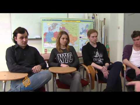 Poland uneasy as Crimea crisis continues
