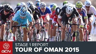 Tour Of Oman 2015 - Stage 1 Race Report