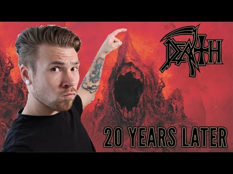 "DEATH's ""The Sound of Perseverance"" 20 Years Later 